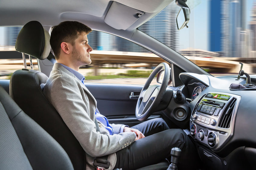 Selbstfahrende Autos und Datenschutz