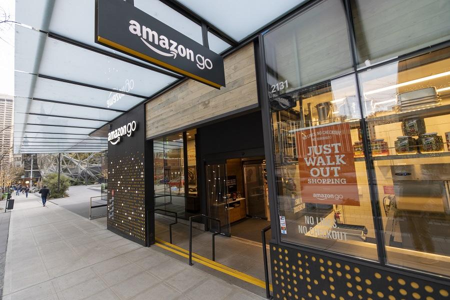 Amazon Go treibt das Tracking im Einzelhandel auf ein neues Level