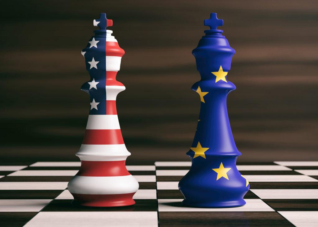 Datenschutzkonflikt EU USA
