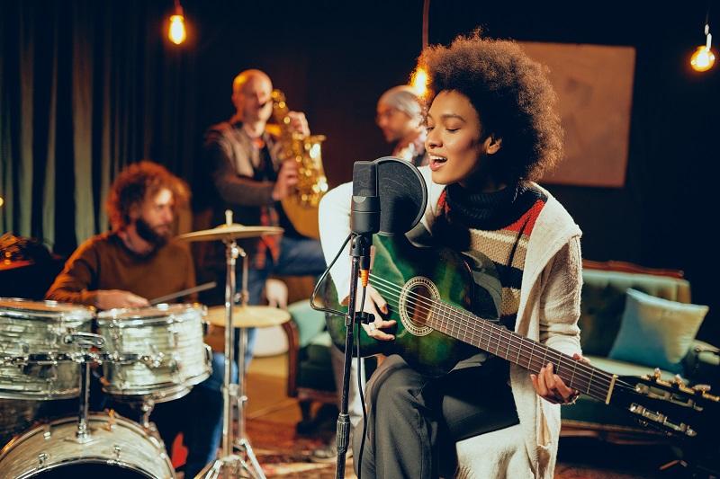 Neues Urheberrecht für die Anforderungen der Digitalen Welt - Musiker